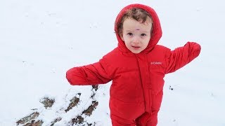 Toddler Sees Weather For The First Time!