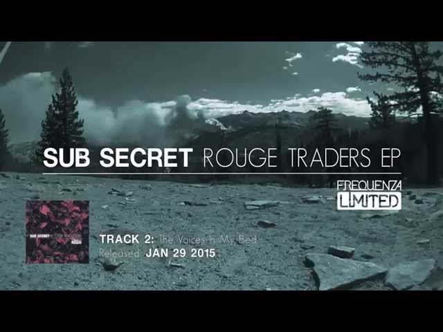 Sub Secret - Rouge Traders EP