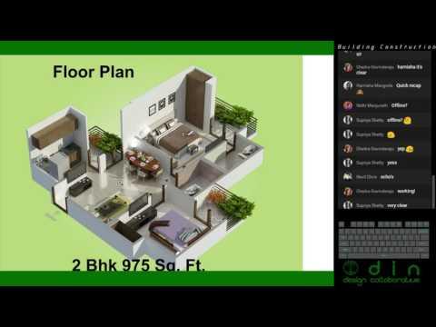 7th Sem Building Construction - Kitchens