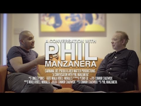 A Conversation with Phil Manzanera (2015) | Short Film