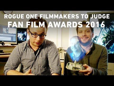 Rogue One: A Star Wars Story Filmmakers To Judge Star Wars Fan Film Awards 2016