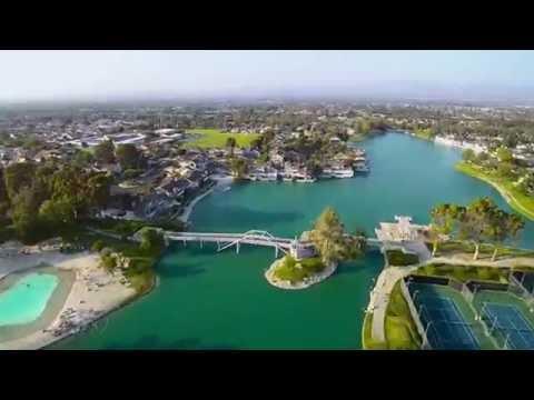 HELIX: Irvine Woodbridge Lakes - Best Drone Videos