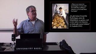 «Neuropsychologie des magischen Denkens» von Prof. Peter Brugger - frei denken uni basel