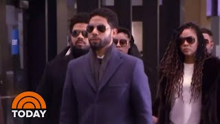 Jussie Smollett Pleads Not Guilty To 16 Felony Charges | TODAY