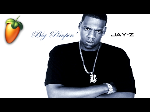 JayZ  Big Pimpin Instrumental Remake