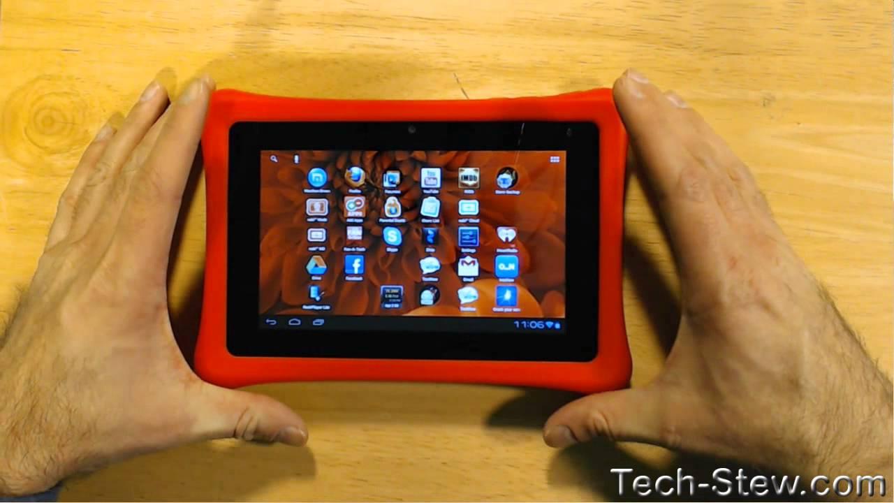 Fuhu nabi 2 tablet review youtube.