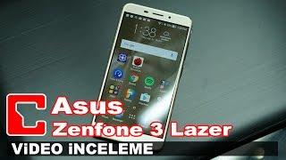 Asus Zenfone 3 Laser Video İnceleme - Akıllı Telefon