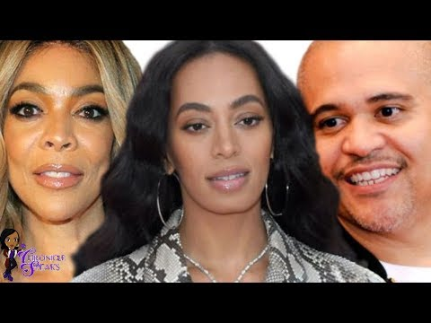 Adrian Long - Solange Knowles Goes OFF About Divorce/ Irv Gotti CHECKS Wendy Williams