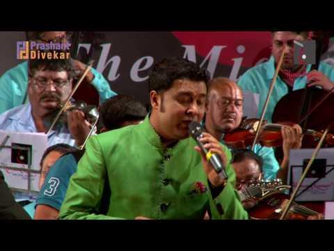 Hemantkumar Musical Group & Prashant Divekar presents Dil ke Jharoke mein by Vishwanath Batunge