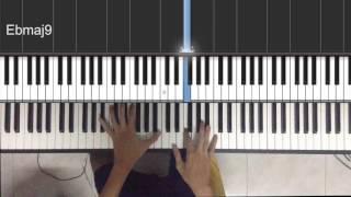 Chuyện Của Mùa Đông Piano Solo - Kobe Thuy