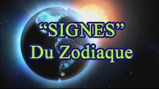 """Les """"SIGNES"""" du zodiaque comme vous ne les avez jamais vus"""