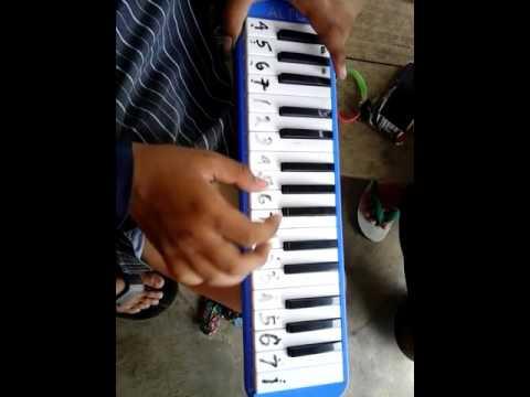 Not Pianika Tipe-X Genit