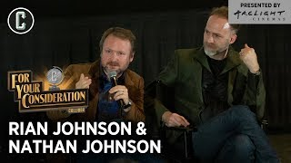 Knives Out: Rian Johnson & Nathan Johnson - Collider FYC Screening Series presented by Arclight