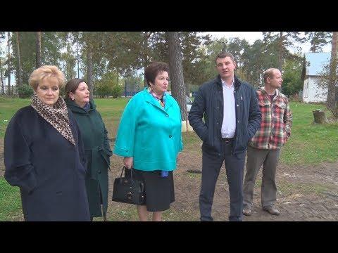 ТВЭл - Валентина Кабанова посетила Электрогорск (03.10.17)