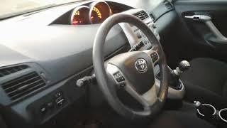 Тойота версо 2011 1.8 мкпп