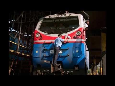 Сколько получает машинист поезда на РЖД