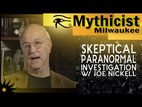Skeptical Paranormal Investigation w/ Joe Nickell