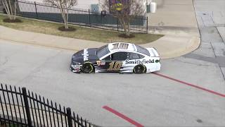 Almirola: Stewart-Haas Racing Has So Many Resources At Their Fingertips