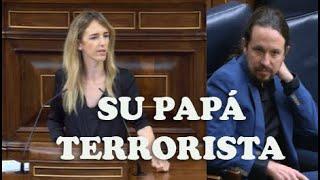 CAYETANA LE DA EL JARABE DEMOCRÁTICO A IGLESIAS, CON EL PASADO TERRORISTA DE SU PADRE