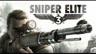 Sniper elite 3 Pc Gameplay Español | R9 270X CrossFireX | Ultra Settings | HD1080p.