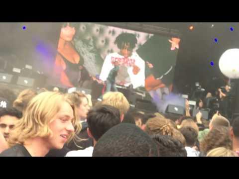 Playboi Carti - Kelly K (Entrance) [Live @ WOO HAH! Festival Tilburg]