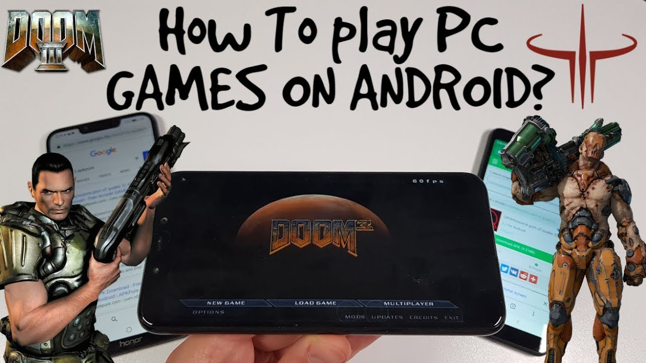 How to Play PC Games on any Android/smartphone/tablets/projectors/Nvidia Shield! Setup/Download