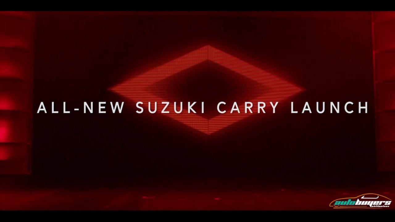 All-new Suzuki Carry Launch
