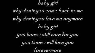 baby girl lyrics by inner voices