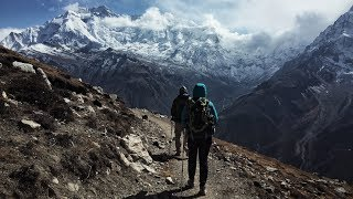Backpacking Nepal - The Annapurna Circuit