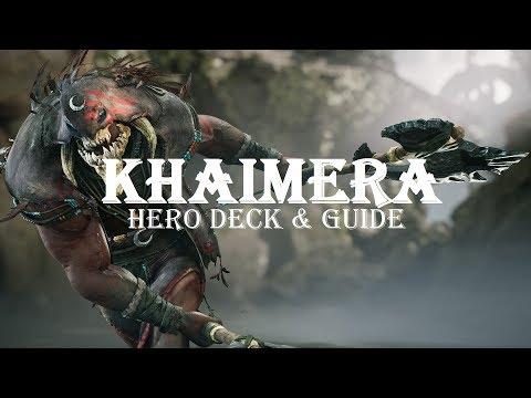The Jungle Bear | Khaimera Deck & Guide v40.2