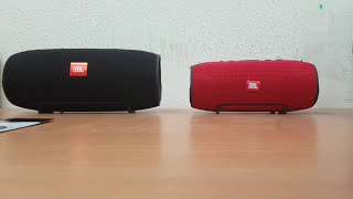 How to spot a FAKE JBL XTREME/Fake JBL Xtreme unboxing