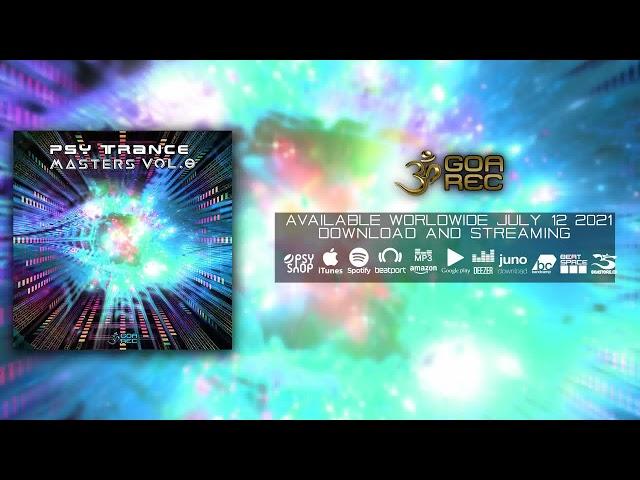 Psytrance Masters, Vol.  6 Dj Mix