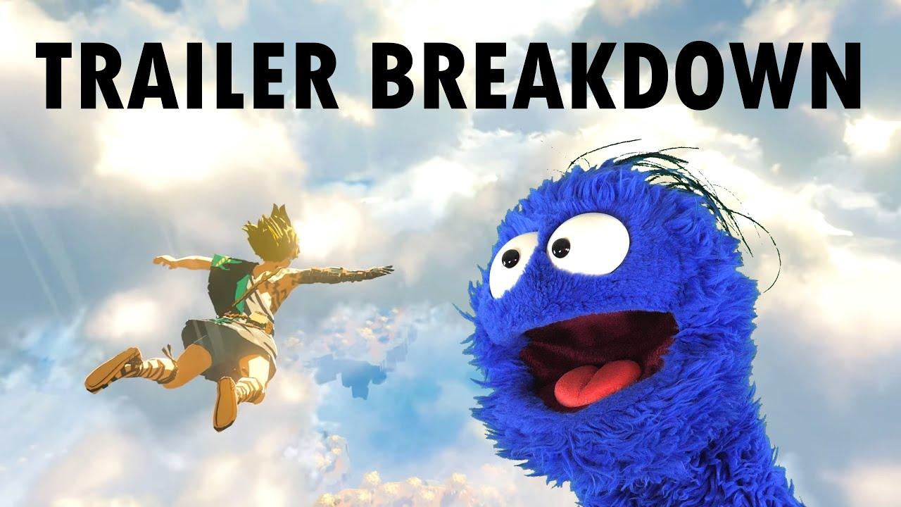 Breath of the Wild 2 | E3 2021 Trailer Breakdown and Discussion