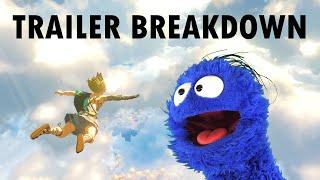 Breath of the Wild 2   E3 2021 Trailer Breakdown and Discussion