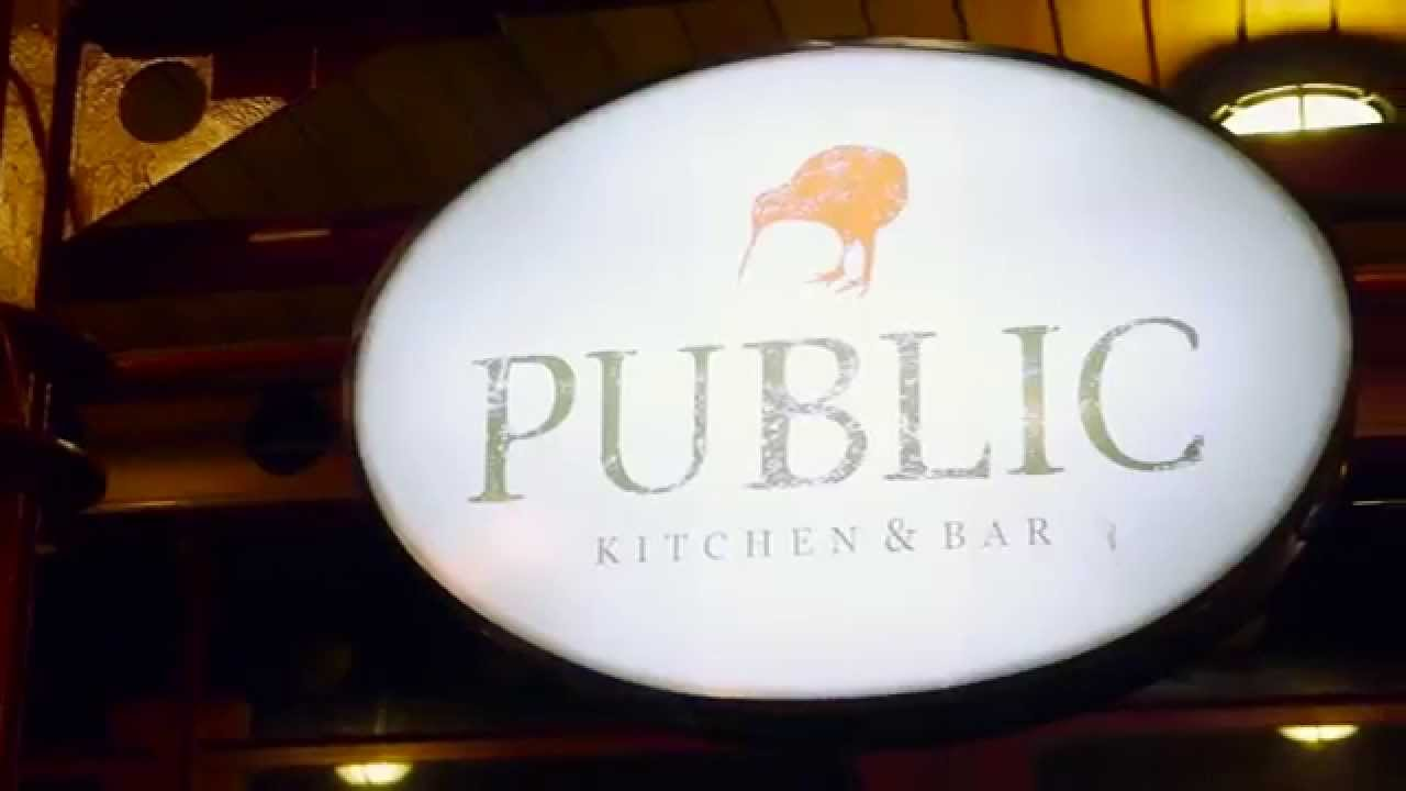 Public Kitchen and Bar with Laura Hunter | Queenstown - YouTube