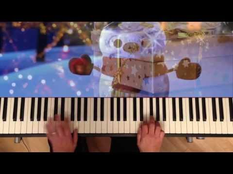 Little Snowflake (Piano solo)