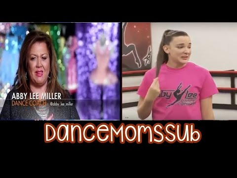 Dance Moms - Abby y Kendall lloran al regresar a Pittsburgh T7E12 (Subtitulado)