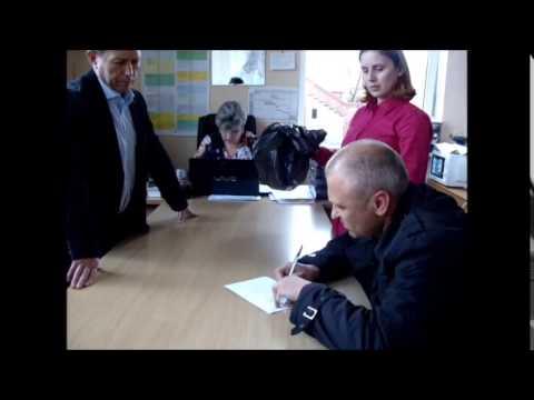 Фальсификация выборов в Черняховске в мае 2015