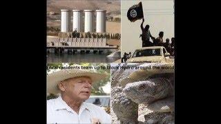 "Militia ""Patriot""s, Ammon & Cliven Bundy Operation to block Wind Power in Oregon Solar in Nevada"