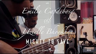 Download Mighty to save Sauve avec puissance (Hillsong United) Home in Worship with Emilie & Uzielle MP3 song and Music Video