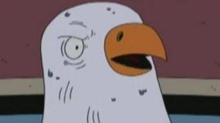 1 hour Ugly Americans Manbirds: Leck meine Eier!