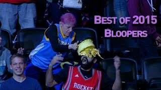 Best NBA Bloopers of 2015