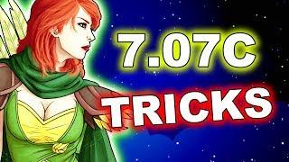 7.07C NEW Dota 2 Tips, Tricks and Bugs!