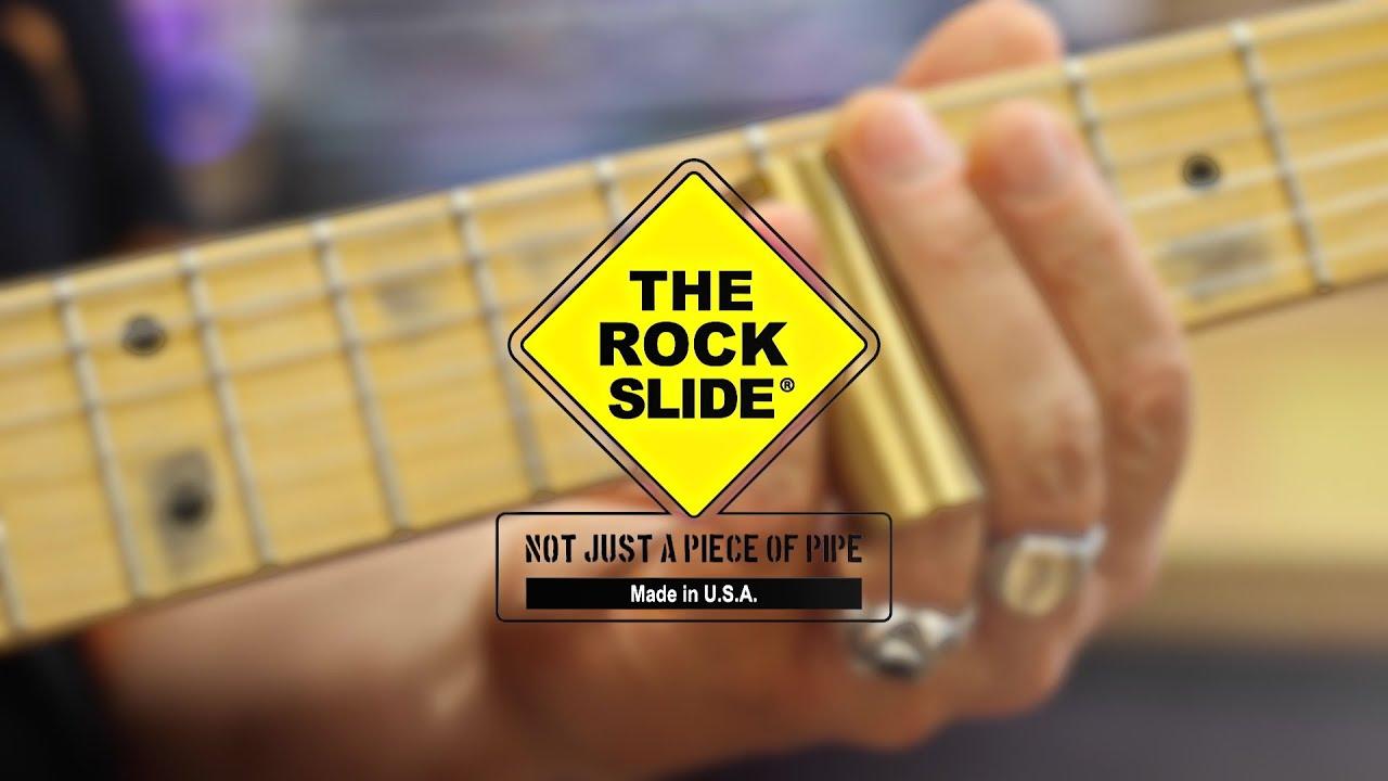 the rock slide the world 39 s greatest guitar slide relic strat youtube. Black Bedroom Furniture Sets. Home Design Ideas