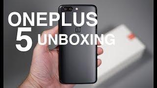OnePlus 5 Unboxing!