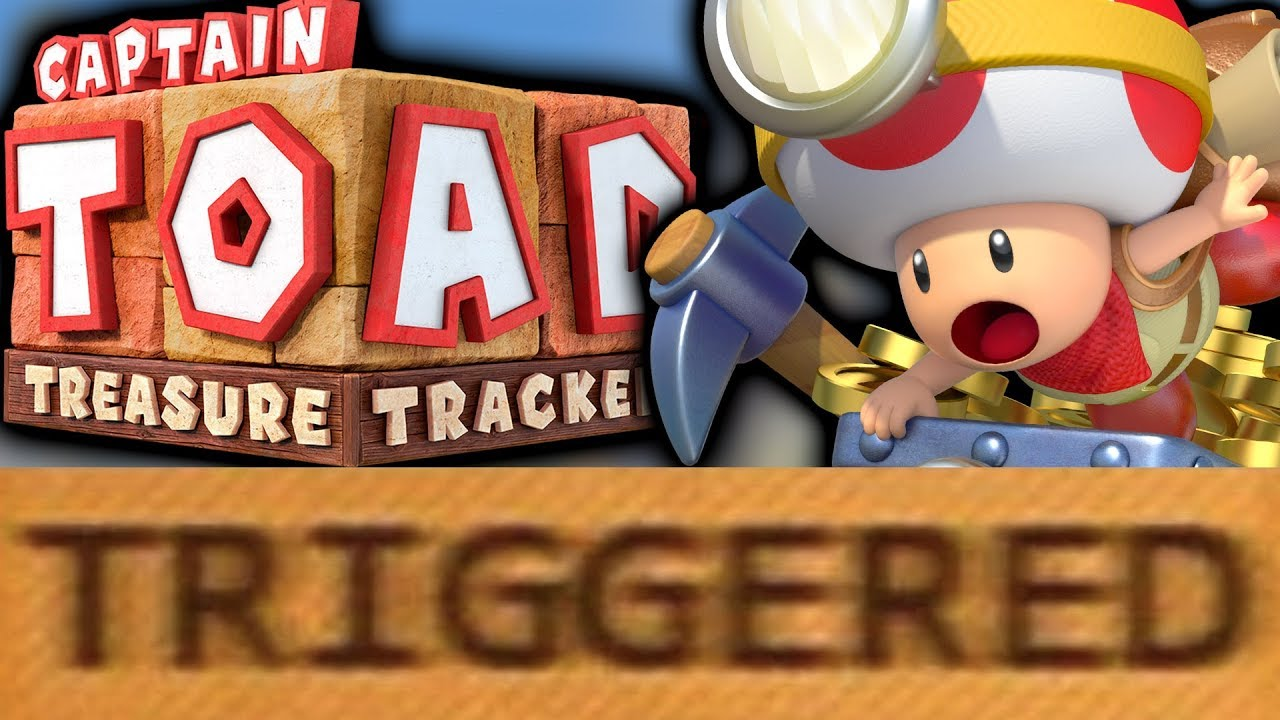 How Captain Toad Treasure Tracker TRIGGERS You!