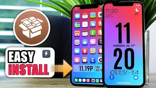 Customize Your iPhone with Awesome Widgets iOS 11.3.1 - 11.4 Electra Jailbreak