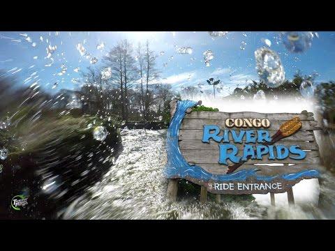 Alton Towers Congo River Rapids