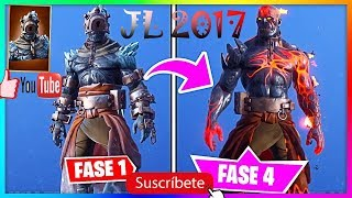 HIDDEN SKIN FILTERED!!! /FORTNITE BATTLE ROYALE/JL 2017