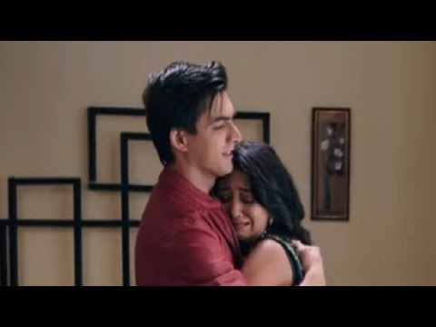Naira And Karthik Emotional Hug Happy Hug Day